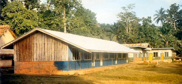 Ughele primary school, Rendova, Solomon Islands