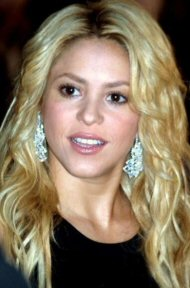 Shakira speaks Spanish