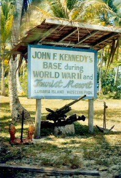Lumbaria Island, Rendova, Solomon Islands