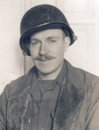 Private First Class Charles Marshall, 1944