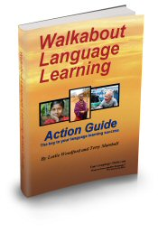 Walkabout Language Learning Action Guide