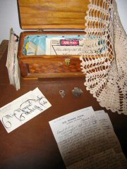 Keep a journal through correspondence