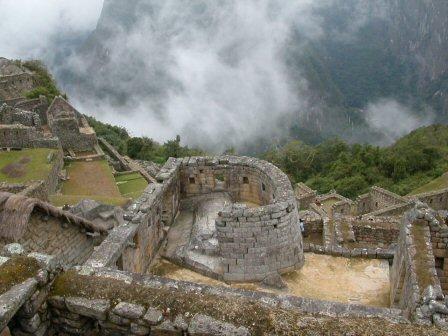 Machu Picchu Templo del Sol
