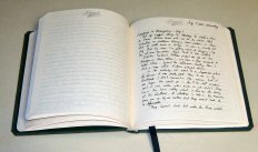 Writing a Personal Journal