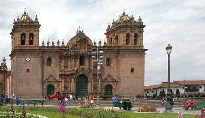 The Temple of the Compania