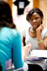 Creating language practice dialog