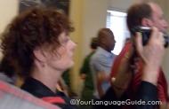Susan Sarandon in Cuba