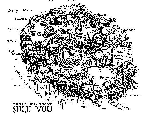 Solomon Island of Sulufoa