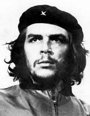 Ernesto Che Guevara, now at res