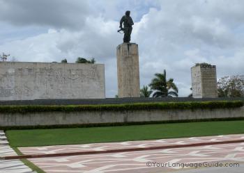 Ernesto Che Guevara, Cuban hero