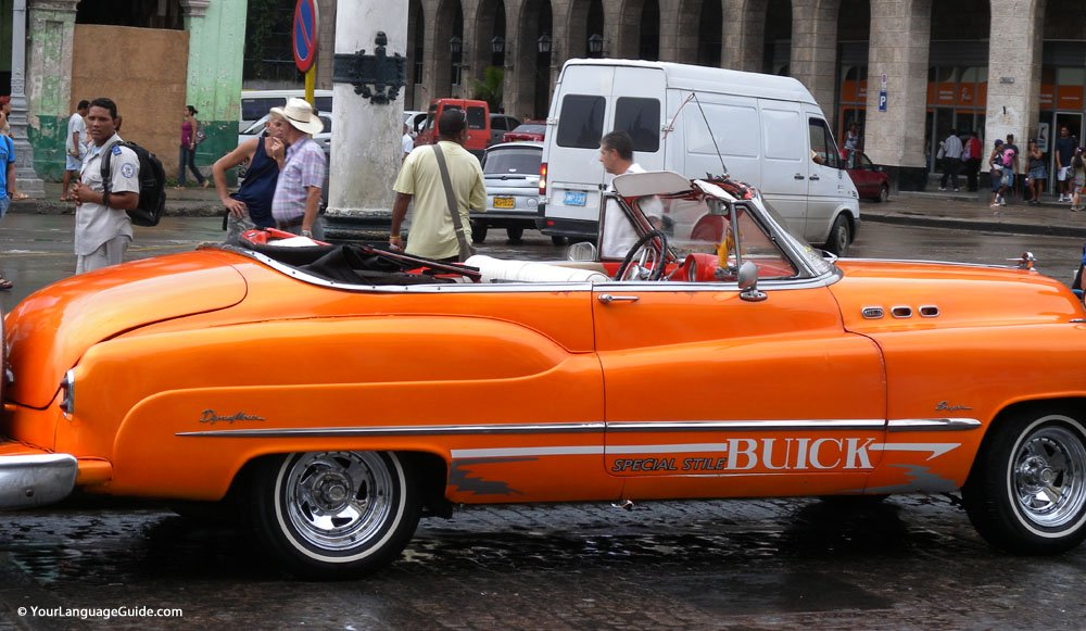 Buick Super Convertible with Dynaflow transmission