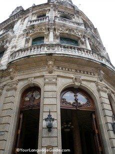 Hotel Raquel, Havana, Cuba