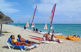 Melia las Dunas beach